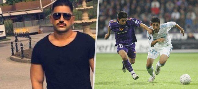 Turecký fotbalista Sezer Öztürk je podezřelý z vraždy.