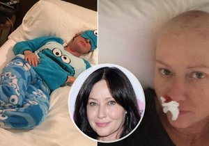 Shannen Doherty hat gezeigt, wie das Leben mit Krebs aussieht.