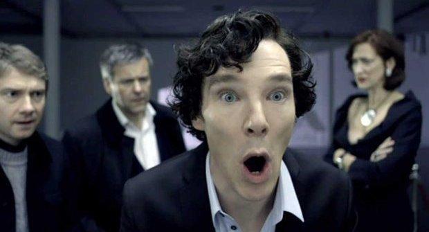 Sherlock je Doktor Strange a potká s Avengers