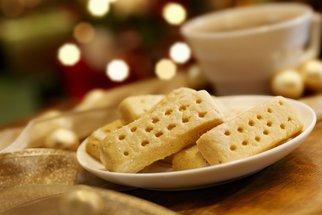 Shortbread: Recept na nejlepší sušenky k horkému čaji podle Britů