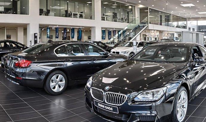 ilustrační foto -  Showroom BMW