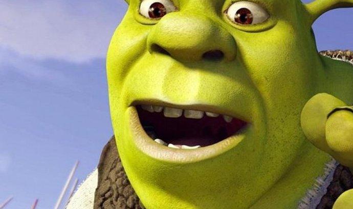 Shrek, jeden z nejúspěšnějších snímků od Dreamworks
