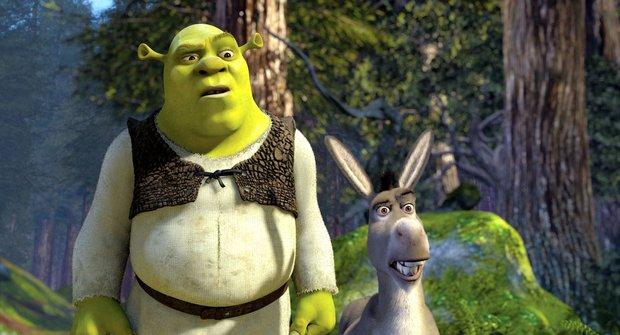 Shrek je náš! Těšte se na další film se zeleným zlobrem