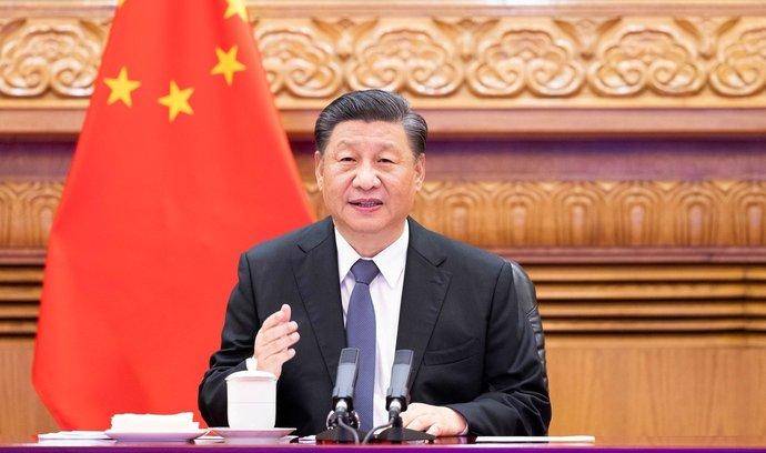 Třiašedesát procent respondentů z řad správců rodinného majetku hodlá v příštích pěti letech rozšířit své pozice v Číně. Na snímku je čínský prezident Si Ťin-pching.