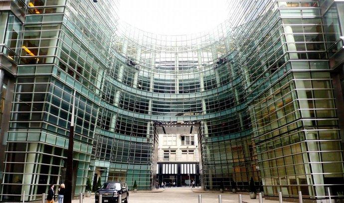 Sídlo Bloombergu v New Yorku