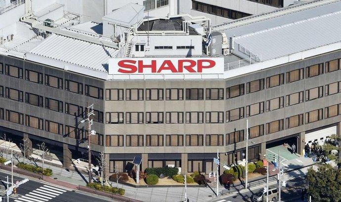 Sídlo firmy Sharp