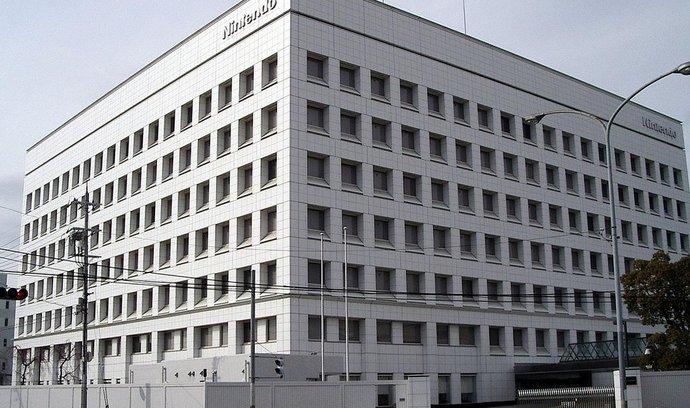 Sídlo Nintendo v japonském městě Kjóto