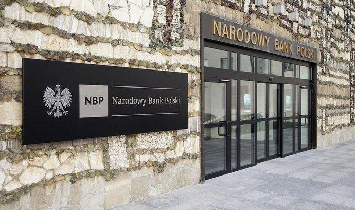 Sídlo Polské národní banky