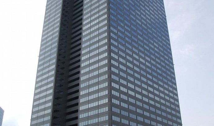 Sídlo Toshiby v Tokiu