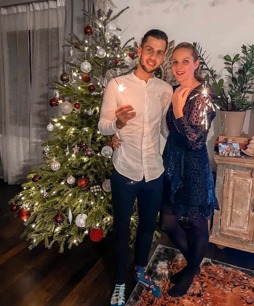 Kristýna Plíšková s Dávidem Hanckem vstupují do další společné éry