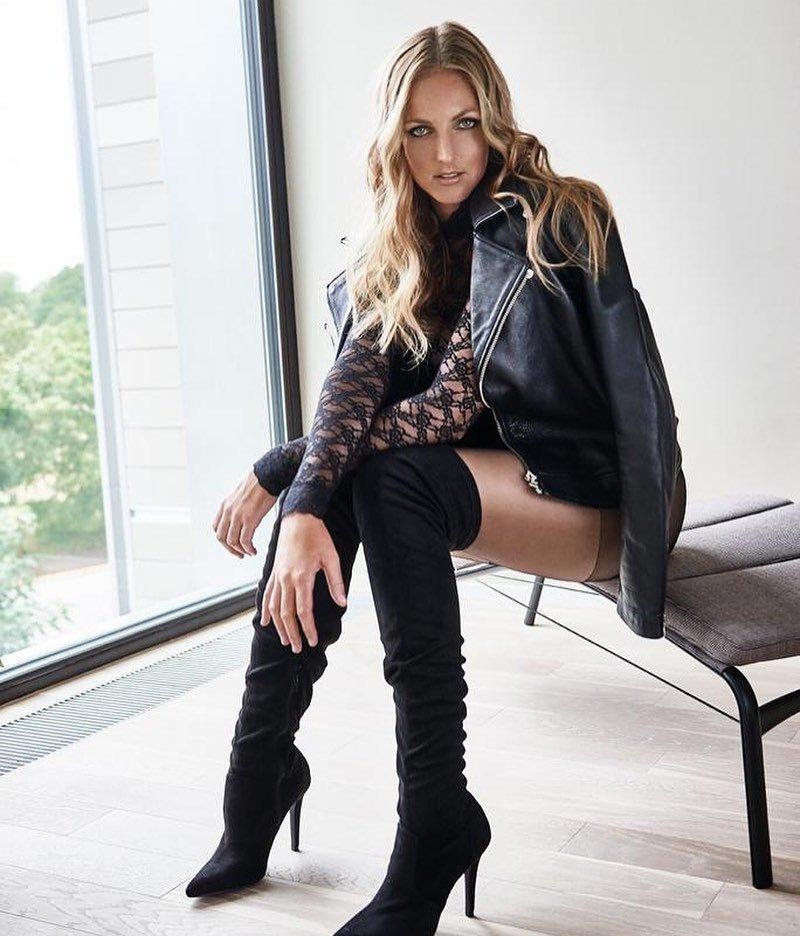 Dračice Kristýna Plíšková poslala fanouškům sexy PF!