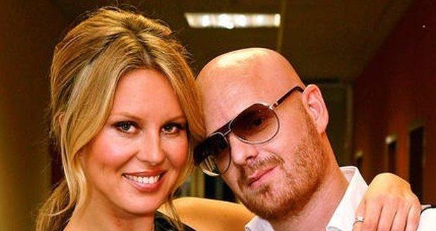 Simona Krainová má s manželem Karlem Vágnerem ml. dva syny