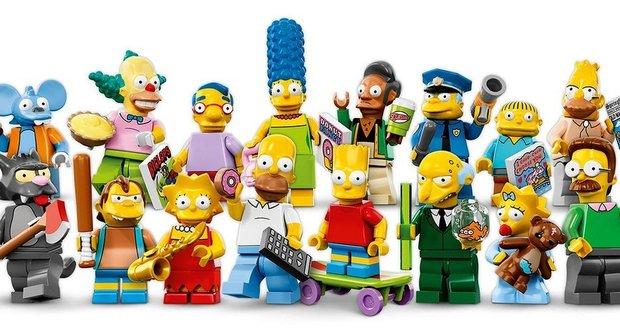 GALERIE: Absolutně skvělé mini figurky Simpsonových, posbíráte všechny?