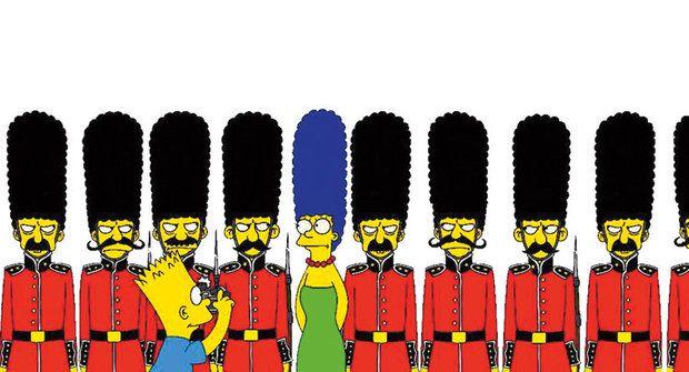 Výlety se Simpsonovými: Animovaná a šílená turistika