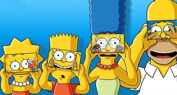 Simpsonovi slaví 700! Oblíbené postavy v nej znělkách