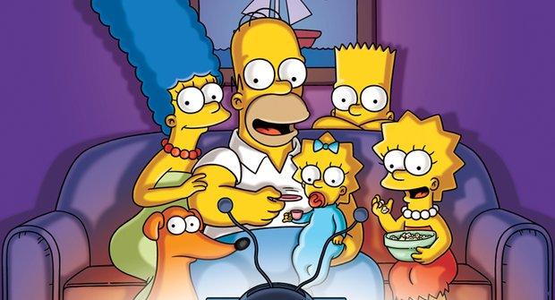 Simpsonovi navždy! Nejdelší animovaný seriál je nekonečná zábava