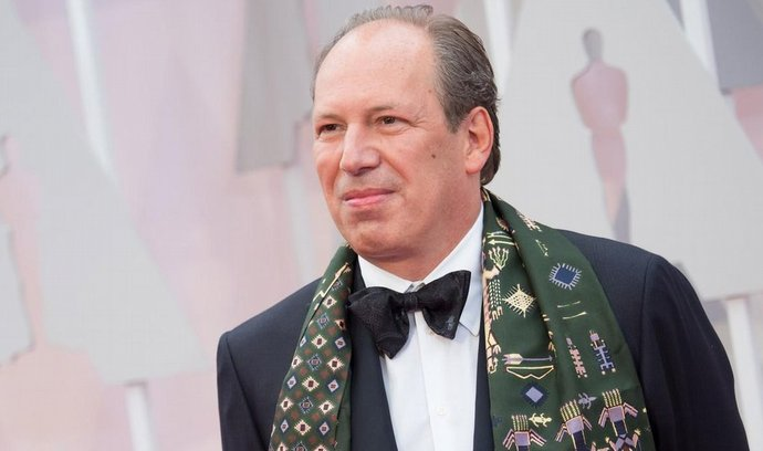 Skladatel filmové hudby Hans Zimmer