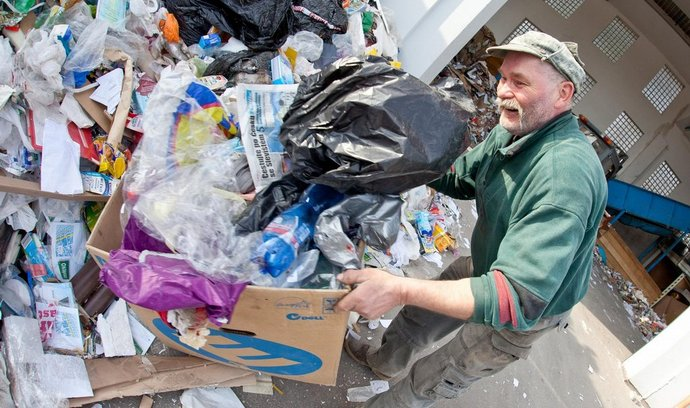 Skládka tuhých komunálních odpadů