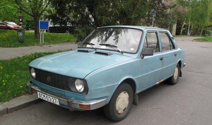 Škoda 105 S,