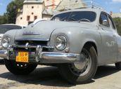 Škoda 1200 s hezkou patinou je v inzerci vzácnost. Vysoká cena tomu odpovídá