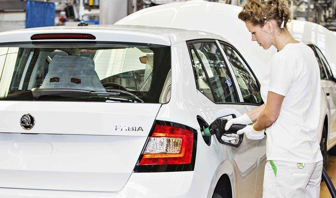 Škoda Fabia, aktuálně nejprodávanější auto na českém trhu