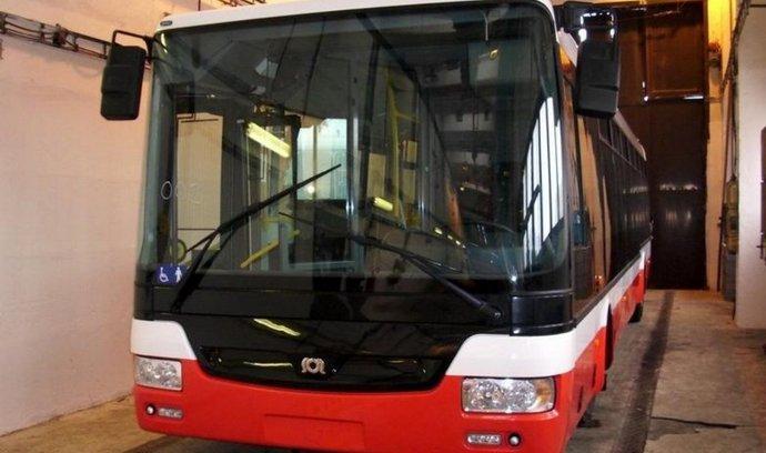 Škoda Tr 30 SOR