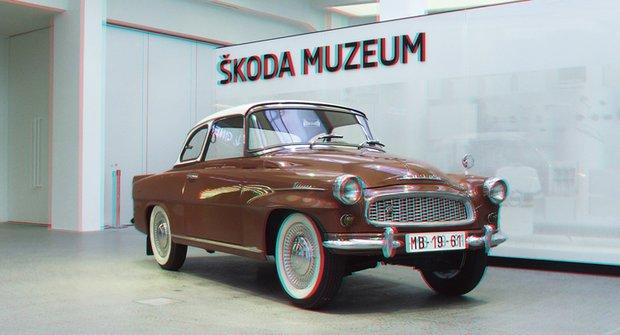 Škoda Auto Muzeum: Navštívili jsme obří poličku sangličáky