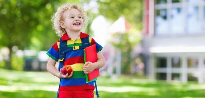 Klid! Zvládněte první školní den bez nervů