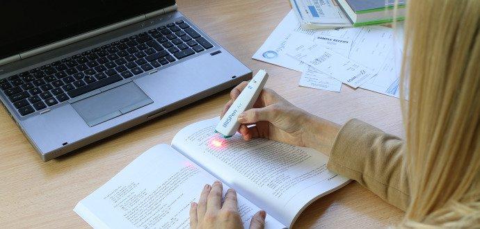 Přenosný skener: poznejte vychytávku, která šetří studentům hodiny práce