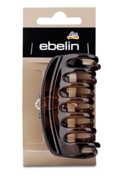 Skřipec do vlasů, Ebelin, drogérie D&M, 89 Kč