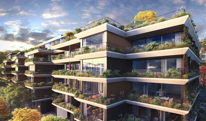 Skupina T.E úspěšně zkolaudovala rezidenční projekt Sakura