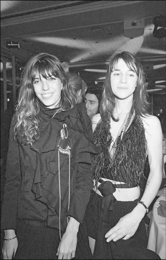 Lou Doillon a Charlotte Gainsbourg