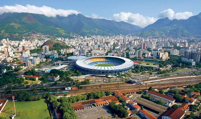 Fotbalový stadion Maracaná