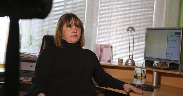 Grafoložka Zuzana Dobiášová