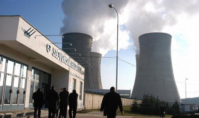 Slovenské elektrárne vlastní například jadernou elektrárnu Mochovce