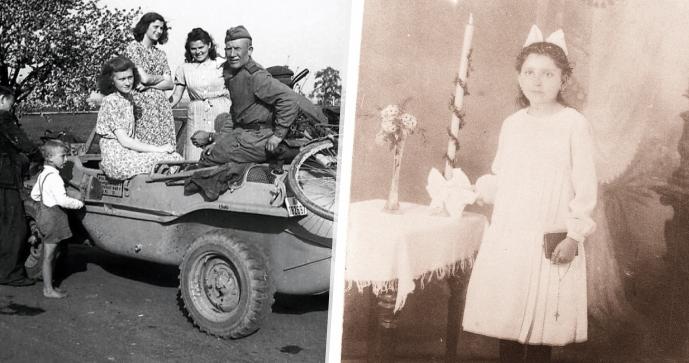 El Papa en Eslovaquia recordó los horrores del final de la guerra.