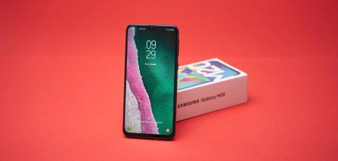 Recenze Samsung Galaxy M20: nejlepší Samsung v poměru cena/výkon