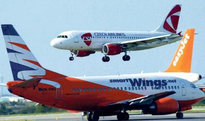 ČSA budou na lince do Tel Avivu konkurovat Smart Wings