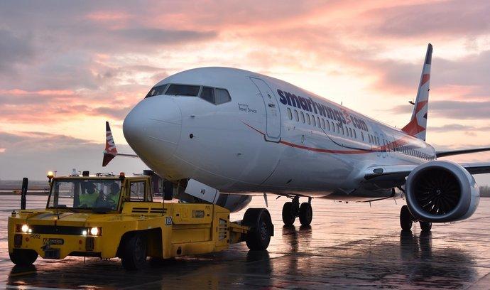 Spor ministrů. Zatímco ministryně financí Alena Schillerová záruku pro Smartwings odmítá, ministr průmyslu a dopravy Karel Havlíček ji prosazuje.