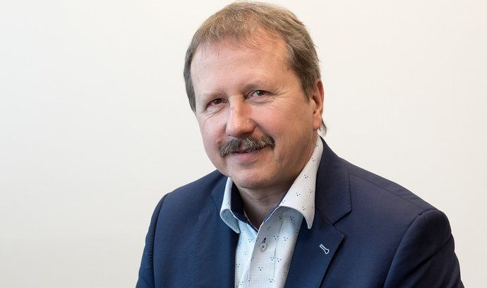 Martin Doksanský, předseda představenstva a generální ředitel Skupiny SMP.