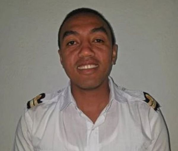 Pilot Mahefa Tahina Rantoanina.