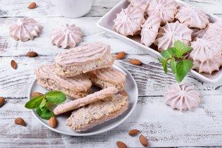 TOP 6 druhů vánočního cukroví z bílků