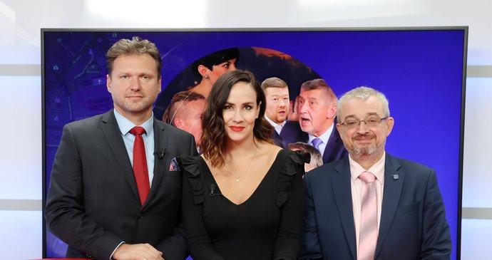 Vysíláme: Benda a Vondráček v Blesku. O vedení Sněmovny, prezidentovi i covidu