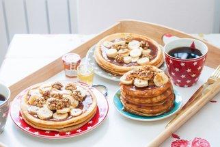 Snídaně do postele: Pět nejlepších receptů, jak začít nový den