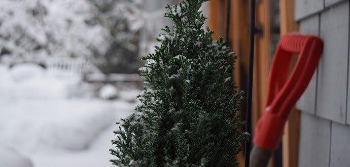 Jak uklidíte sníh okolo domu a nesedřete se u toho