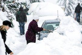 Proč sněží a co je vlastně sníh?! Reflex nabízí unikátní rozbor bílého pekla, které zasáhlo Česko