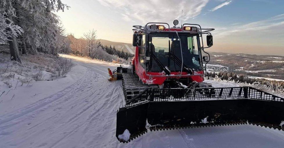 Skiareál Deštné v Orlických horách koupil Michal Šnobr