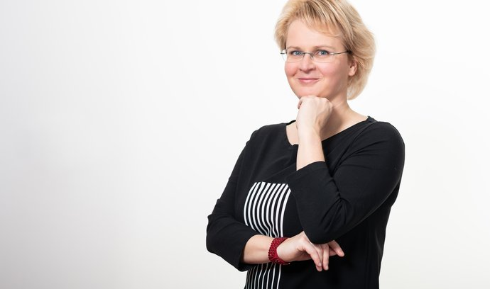 Ředitelka SAP Services Iveta Chválová