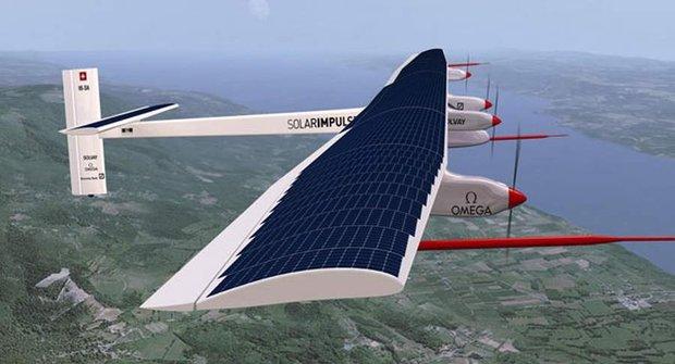 Druhá šance = první let Solar Impulse 2