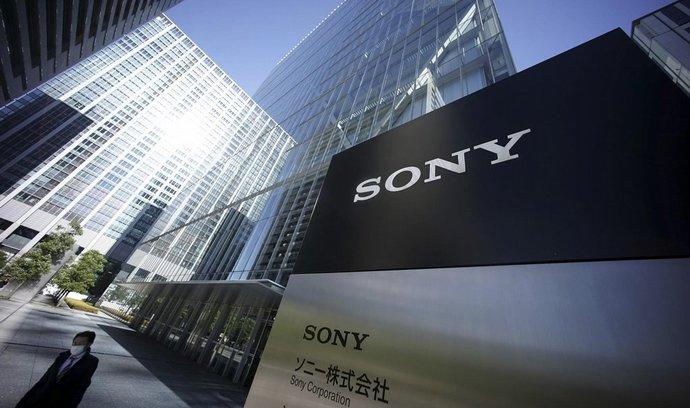 Firma Sony ztrojnásobila zisk